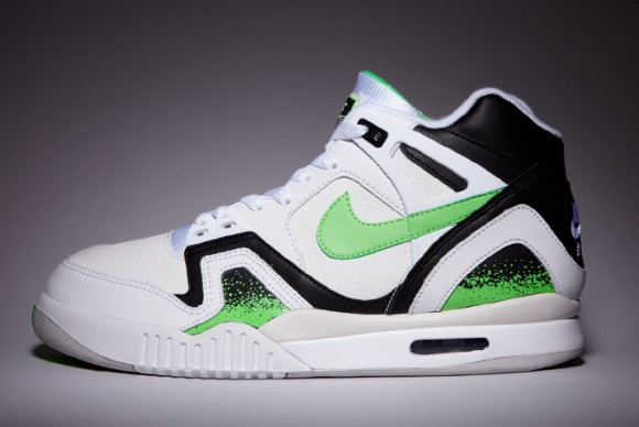 Nike Air Tech Challenge II 'Poison Green'