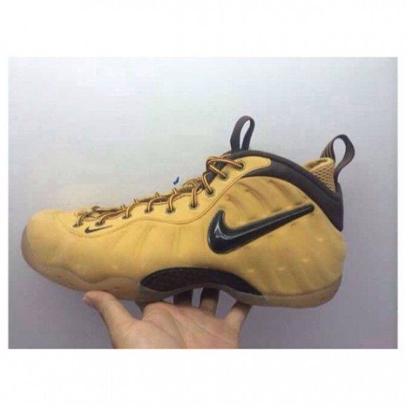 Nike Foamposite Pro 'Wheat' – First Look 1