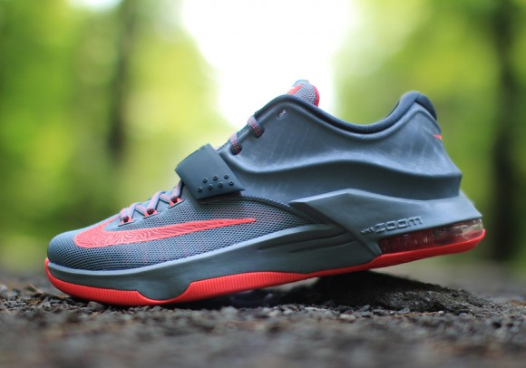 Nike KD 7 'Calm Before the Storm' – Detailed Images + Release Reminder 1