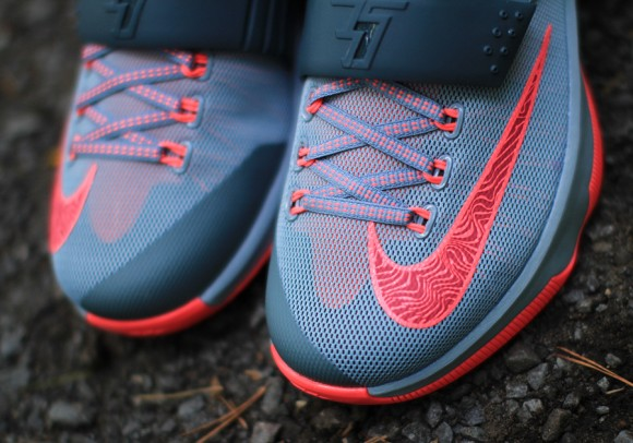 Nike KD 7 'Calm Before the Storm' - Detailed Images + Release Reminder 4