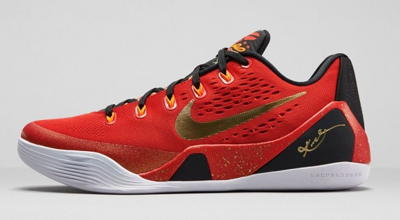 Nike Kobe 9 EM 'China' - Official Look 1
