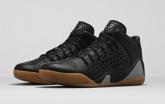 Nike Kobe 9 Mid EXT 'Black Snake' – Official Look 1