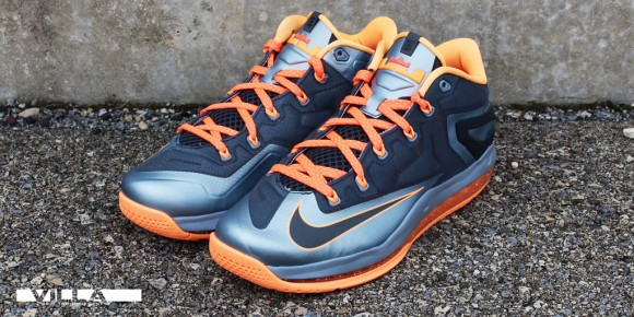 Nike LeBron 11 Low 'Lava' – Release Info 1