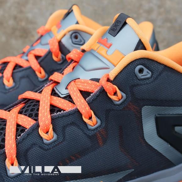 Nike LeBron 11 Low 'Lava' - Release Info 2
