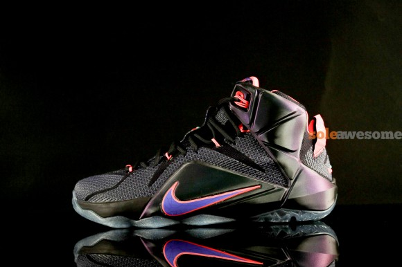 Nike LeBron 12 'Instinct' 1