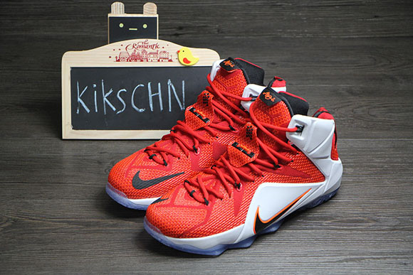 Nike LeBron 12 'Lion Heart' - Detailed Look 1