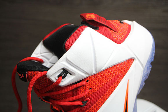 Nike LeBron 12 'Lion Heart' - Detailed Look 13