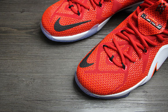 Nike LeBron 12 'Lion Heart' - Detailed Look 9