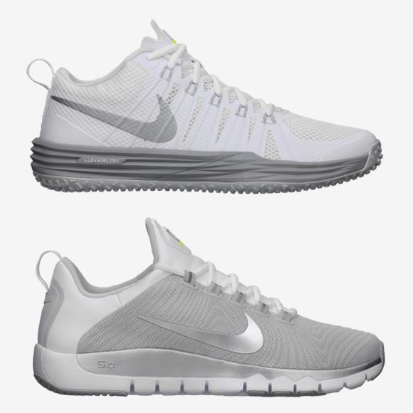 Nike Training NRG – Pure Platinum Volt Collection