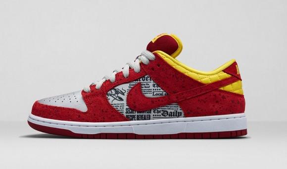 Nike x Rukus Dunk Low SB 'Crawfish' – Official Look 2