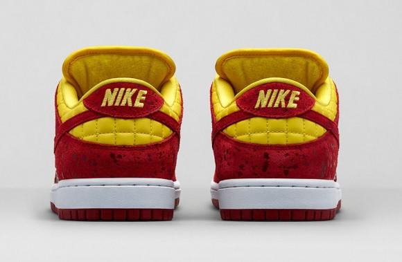 Nike x Rukus Dunk Low SB 'Crawfish' – Official Look 4