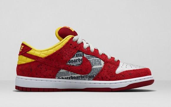 Nike x Rukus Dunk Low SB 'Crawfish' – Official Look 5