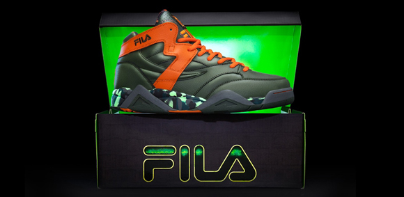 TMNT X FILA M-Squad – Available Now