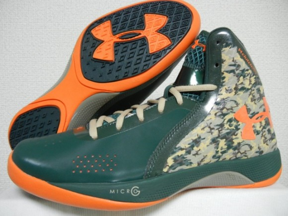 Under Armour Micro G Torch III - New Colorways 5