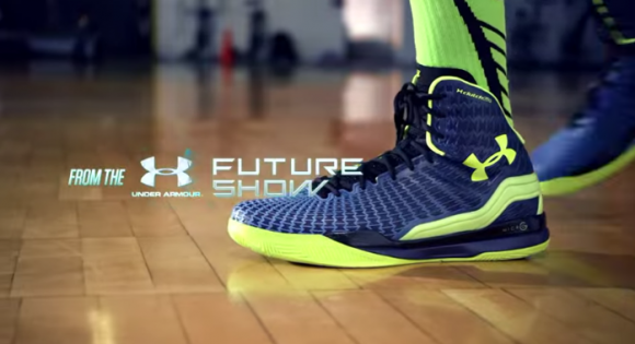 Under Armour Presents the ClutchFit Drive Basketball Shoe