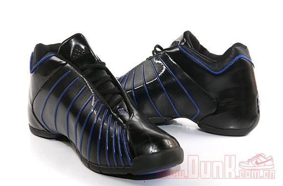 adidas T MAC III Black Royal WearTesters