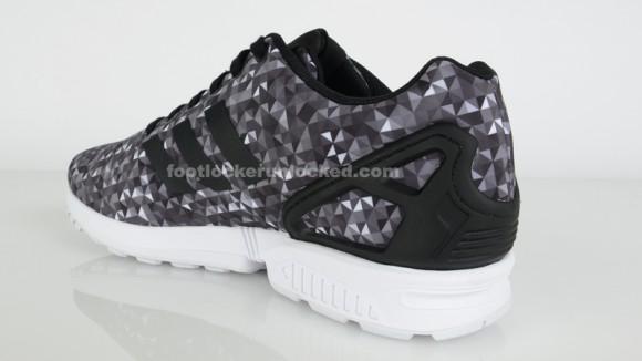 adidas ZX Flux 'Monochrome Prism' 2