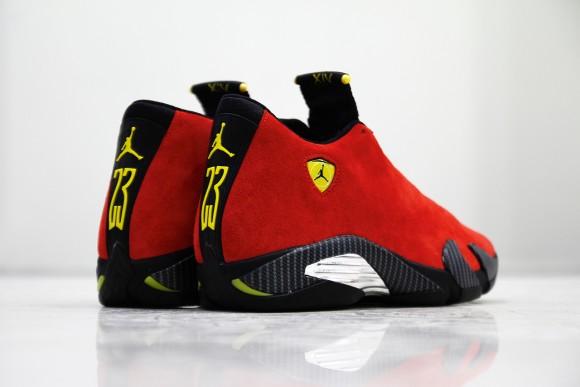 Air Jordan 14 Ferrari U S Release Date