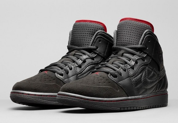 Air Jordan 1 Retro '99 'Gym Red' – Offical Look + Release Info 1