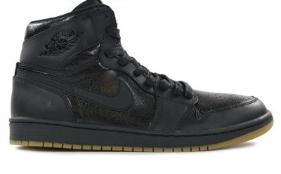 Air Jordan 1 Retro High OG Black: Gum – First Look
