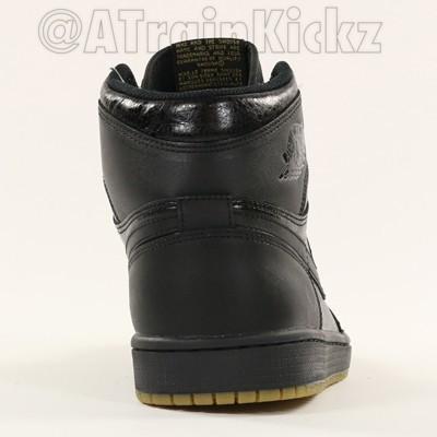 Air Jordan 1 Retro High OG Black: Gum - First Look3