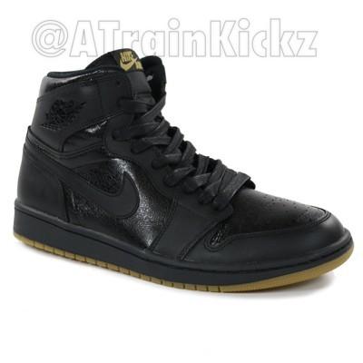 Air Jordan 1 Retro High OG Black: Gum - First Look6