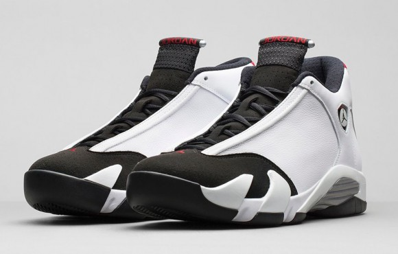 Air Jordan 14 Retro 'Black Toe' – Official Look  Release Info 1