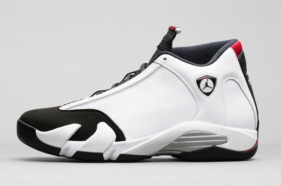 Air Jordan 14 Retro 'Black Toe' - Official Look  Release Info 2