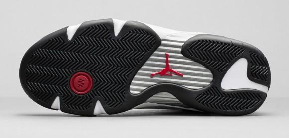 Air Jordan 14 Retro 'Black Toe' - Official Look  Release Info 7