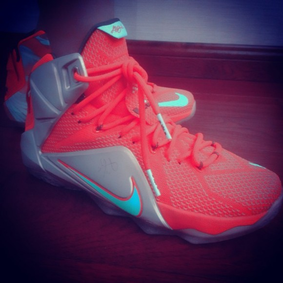 Another New Nike LeBron 12 Colorway