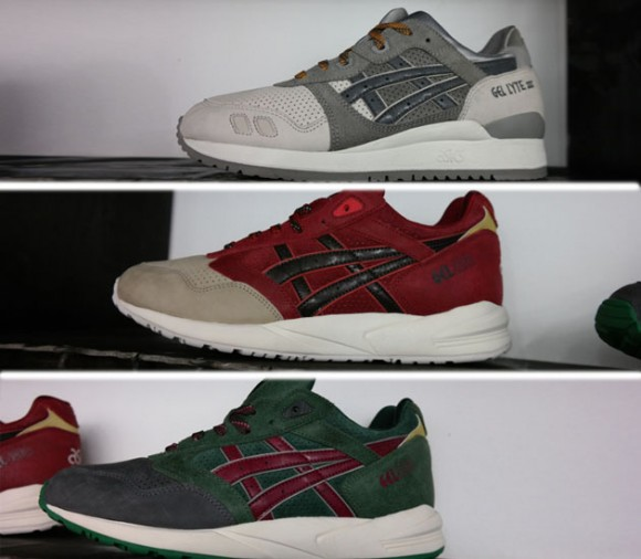 Asics 'Christmas Pack 2014' – First Look