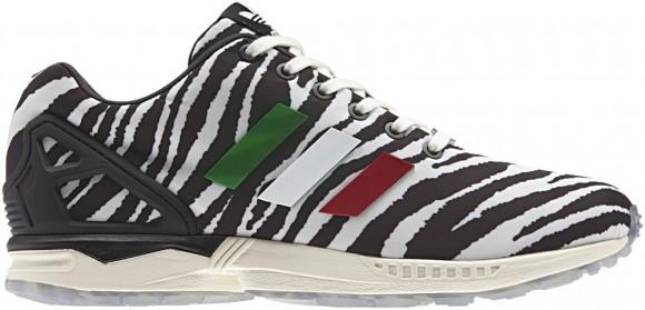 adidas zx flux italia independent zebra