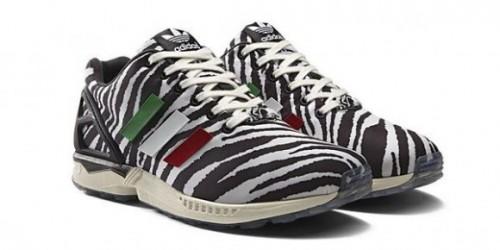 ITIndependent x adidas ZX Flux 'Zebra'