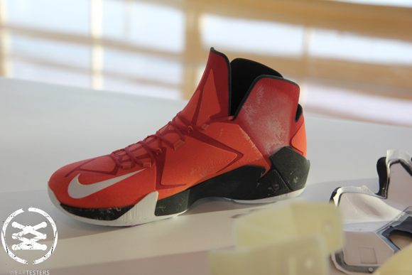Making the Nike LeBron 12 4