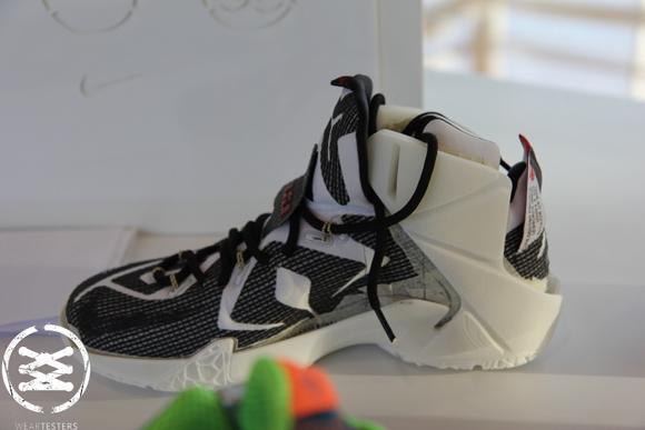 Making the Nike LeBron 12 5