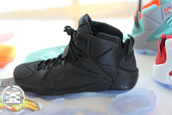 Making the Nike LeBron 12 6
