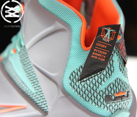 Making the Nike LeBron 12 7