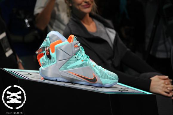 Making the Nike LeBron 12 9