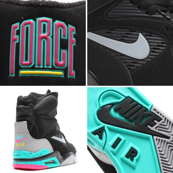 Nike Air Command Force 'San Antonio Spurs' 2