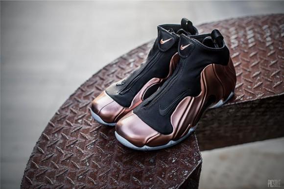 Nike Air Flightposite 2014 Premium 'Copper' – Release Date 9