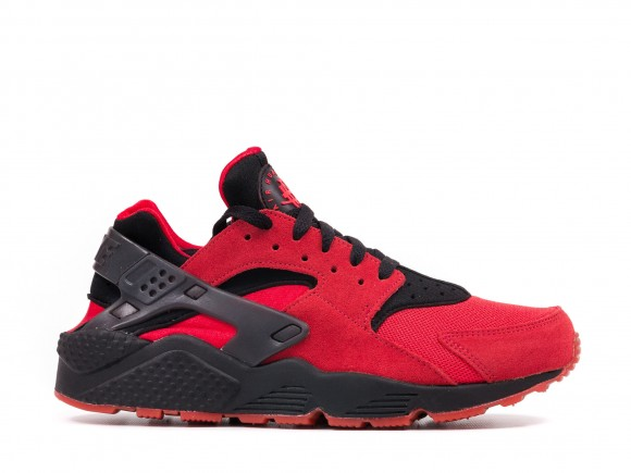 Nike Air Huarache QS University Red: Black – Release Info 1