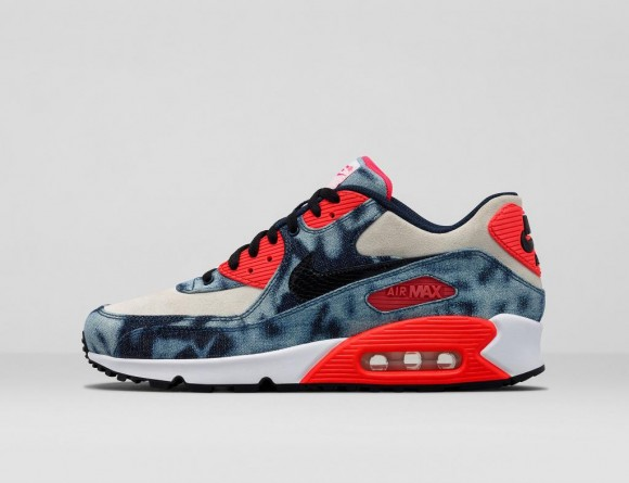 Nike Air Max 90 'Washed Denim'-1