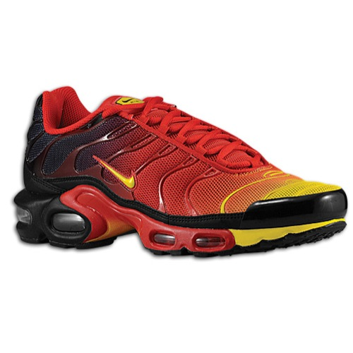 Nike Air Max Plus University Red: Black: Tour Yellow - Available Now