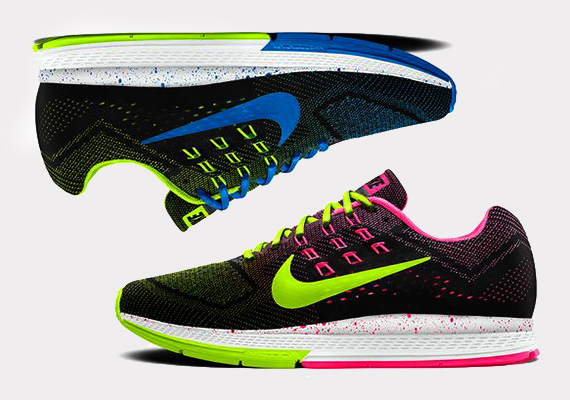 Nike Air Zoom Structure 18 Now Available on Nike iD