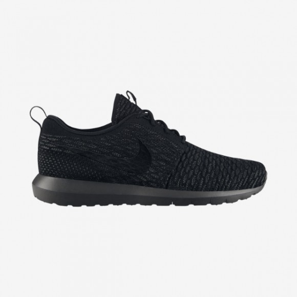 Nike Flyknit Roshe Run 'Blackout' & 'Fireberry' - Available Now2