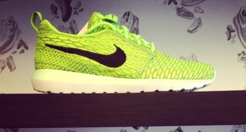 Nike Flyknit Roshe Run NM – 3 New Colorways