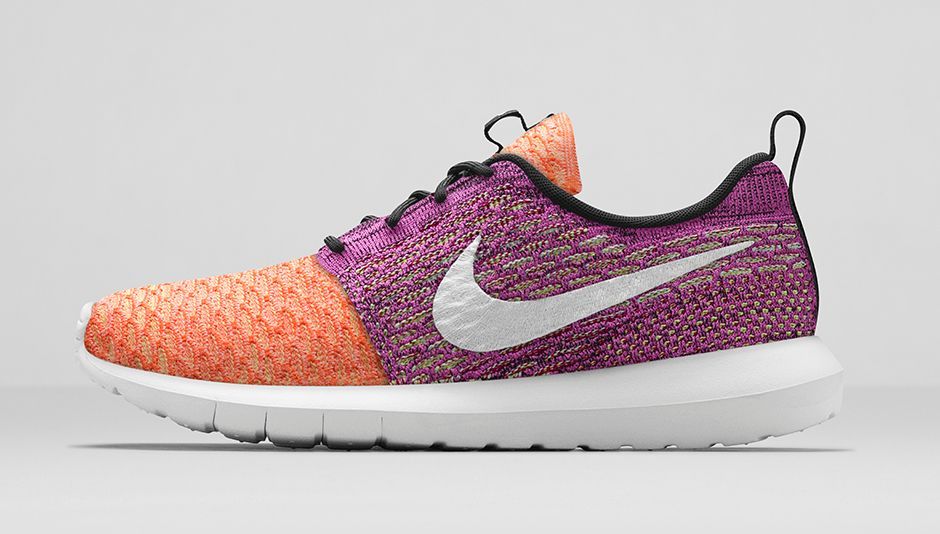 code promo 83ed8 7b6ce Nike Flyknit Roshe Run 'Surplus Yarn' - Official Images + ...