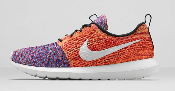 Nike Flyknit Roshe Run 'Surplus Yarn' – Official Images + Release Info 5