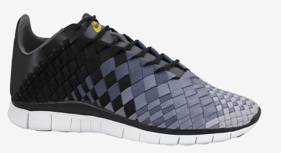 Nike Free Inneva Woven Black: Grey – Available Now 1