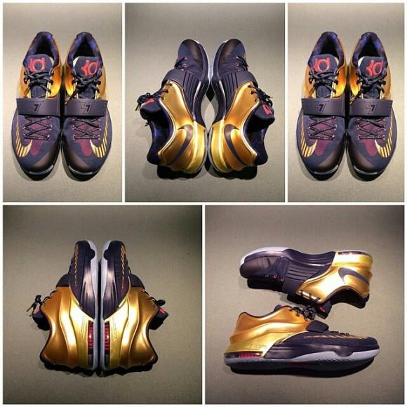 Nike KD 7 'Gold Medal' - New Images